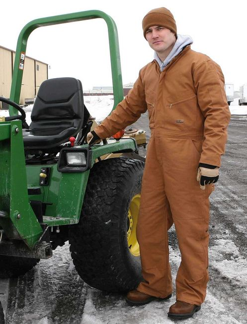 Protect you and your workers from extremely cold environments. Buy men insulated coveralls and womens insulated coveralls to save up to 35% today!