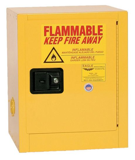 Store your flammables the right way. Buy fire-resistant pesticide and paint safety cabinets today and save up to 35% now!